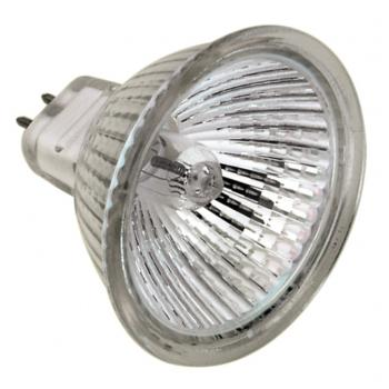 Xavax Halogeen Reflectorlamp 12 Volt 50 Watt GU 5.3 MR16 Warm Wit