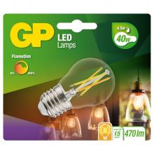 GP Lighting Gp Led M.globe Fila. Fd 4w E27